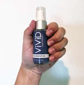 ViViD Manicure Hand shot