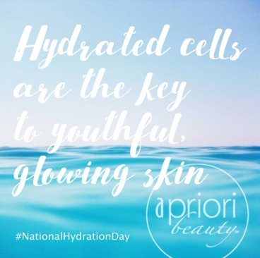 Hydrated Skin Quote